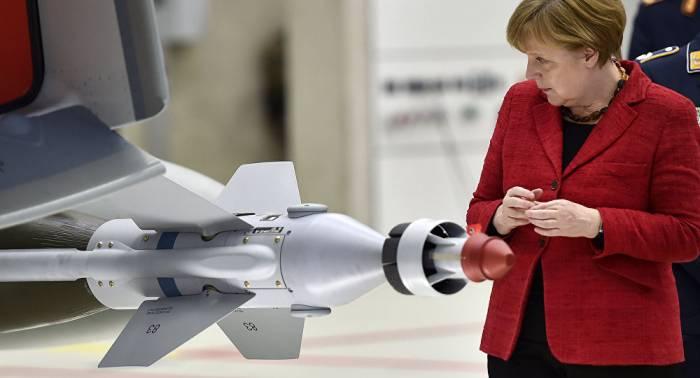GroKo spricht sich für Atomwaffen in Deutschland aus - Russland als Vorwand