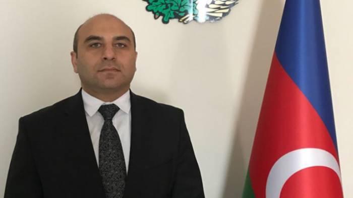 Entrevista con el Embajador de Azerbaiyán Rashad Aslanov