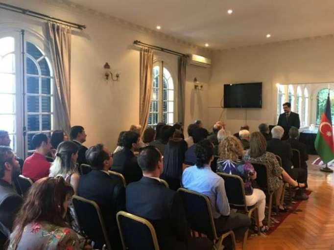 In Argentinien Gedenken an Opfer des Völkermords von Chodschali geehrt