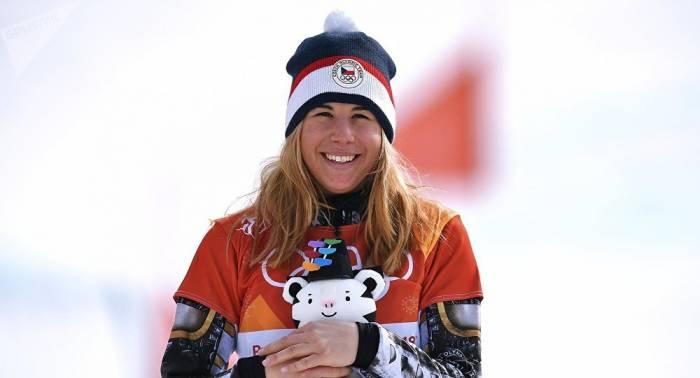 Tschechin schreibt Olympia-Geschichte: Gold auf Skiern und auf Snowboard