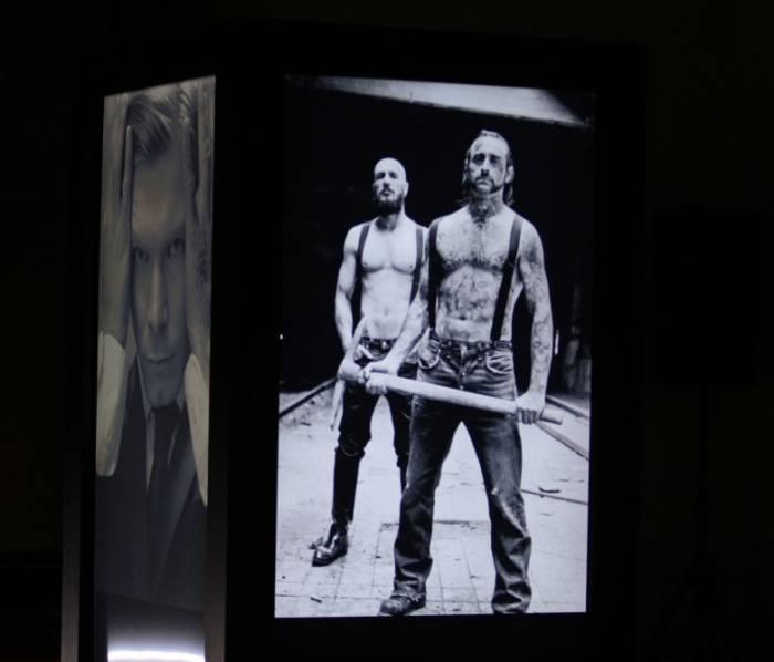 Sven Marquardt-Ausstellung in Baku