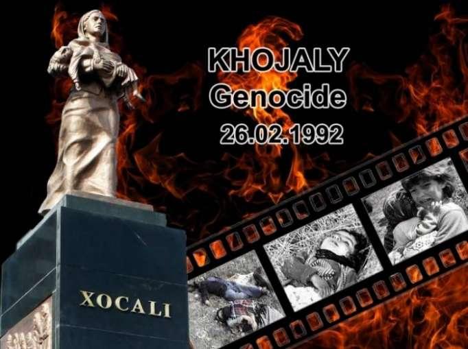 Aserbaidschan gedenkt 26. Jahrestag des Genozids von Chodschali