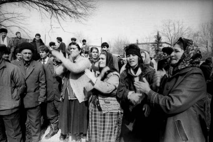 Dokumentation von Alumniportal-Aserbaidschan: Der Chodschali-Völkermord Augenzeugenberichte