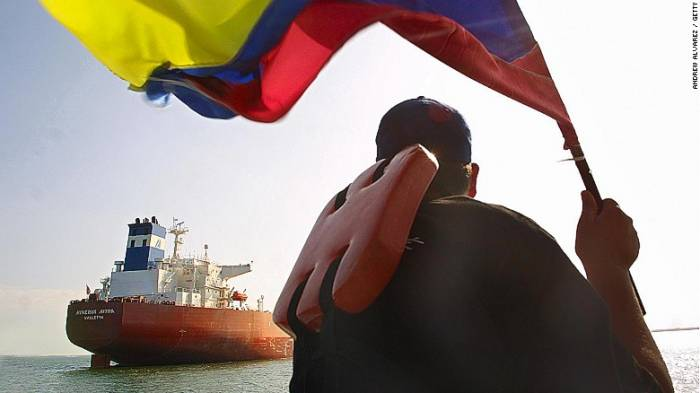 U.S. could ban imports of Venezuelan crude oil