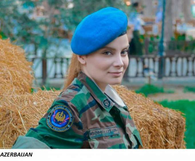 Women who protect us - PHOTOS