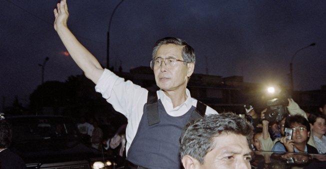 Peru court orders ex-leader Fujimori to stand trial over mass killing