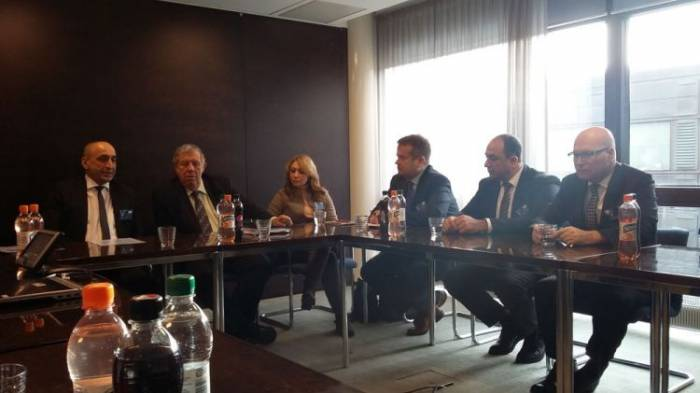 European Azerbaijanis present appeal to the Parliament of Finland on Khojaly Genocide