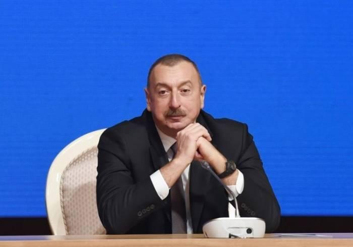 Azerbaijan is one of safest countries worldwide -Ilham Aliyev