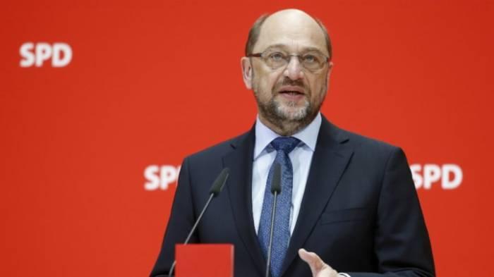 Allemagne: Martin Schulz démissionne de la présidence du SPD