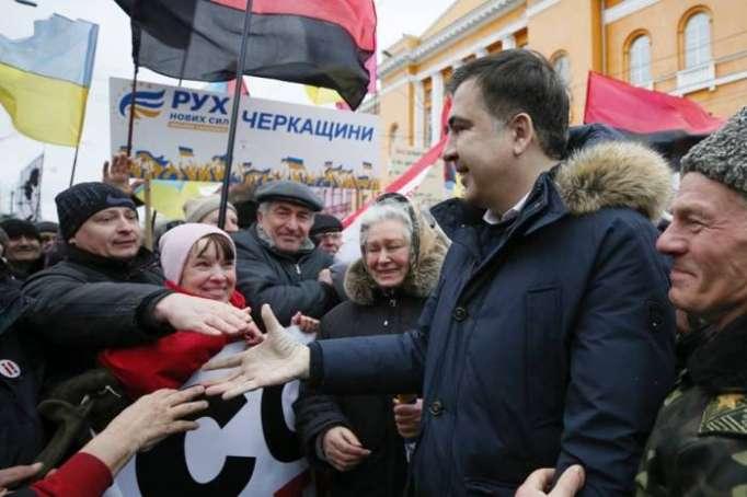 Des milliers de manifestants demandent le départ du président ukrainien - PHOTOS