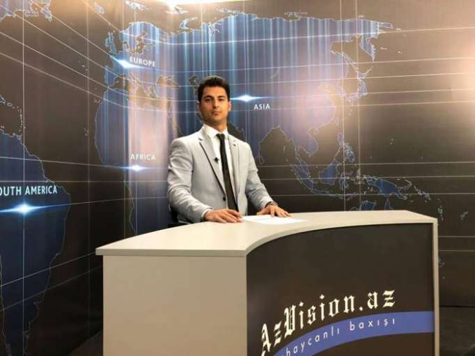 AzVision TV releases new edition of news in German for February 12 - VIDEO