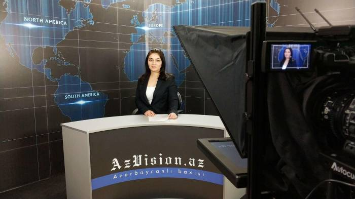 AzVision TV releases new edition of news in English for February 9 - VIDEO