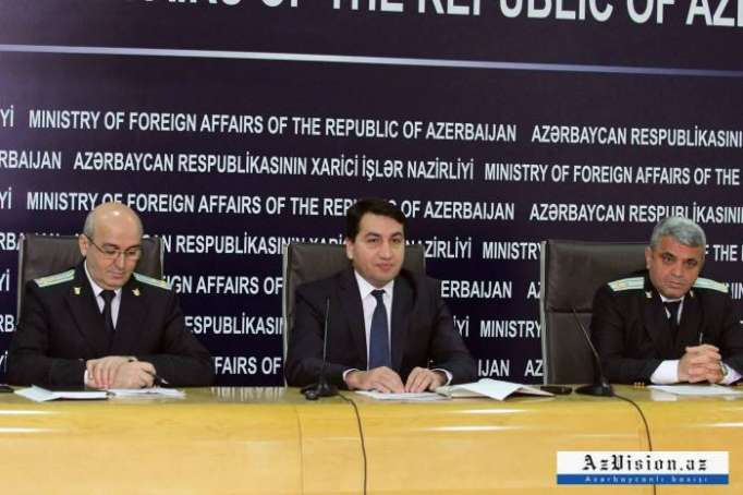 Azerbaijani President orders reinvestigation of Sumgayit events