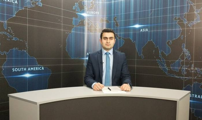 AzVision TV releases new edition of news in German for February 22 -VIDEO