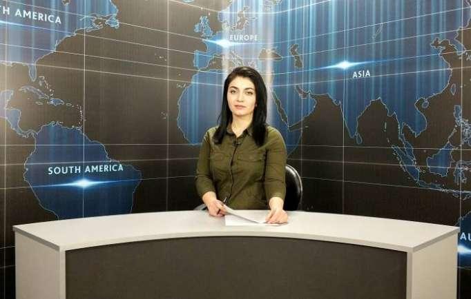AzVision TV:Die wichtigsten Videonachrichten des Tages auf Englisch(23 Februar)-VIDEO