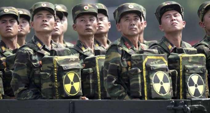 "Washington will Pjöngjang ""erdrücken"""