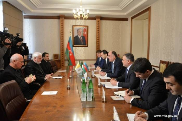 Armenia harshly violates int'l humanitarian law, says Azerbaijani FM