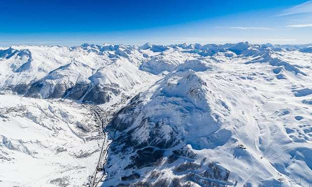 Father and 11-year-old daughter killed in French Alps avalanche
