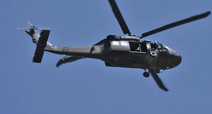 Six personnes portées disparues après un crash d'hélicoptère à Taïwan