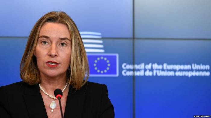 """Together we can fulfill immense potential of Eastern Partnership"" - Mogherini"