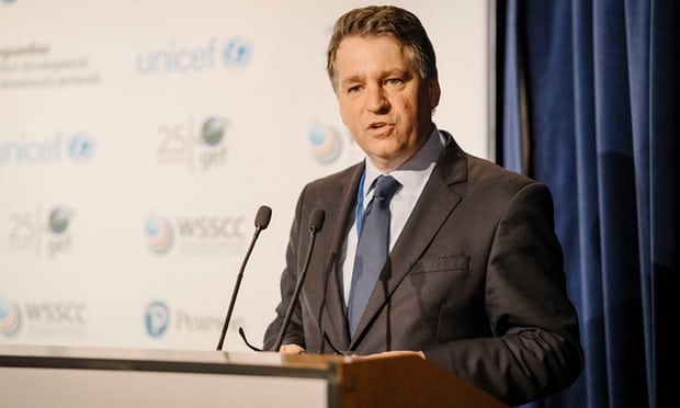 Unicef deputy quits after inappropriate behaviour claims