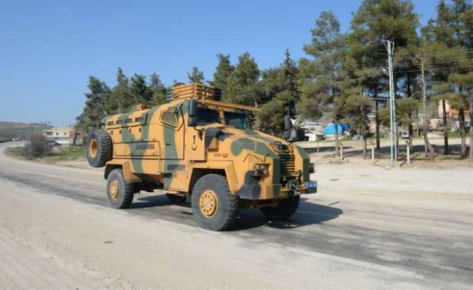1,028 militants 'neutralized' in Turkey's Afrin operation: Turkish military