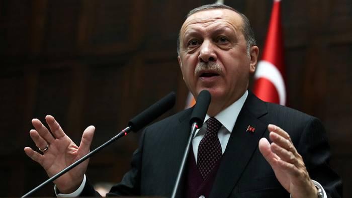 Erdogan advierte que Chipre