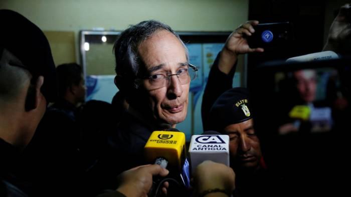 Guatemalas Ex-Präsident Álvaro Colom wegen Korruption angeklagt