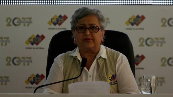 """Venezuelas Wahlbehörde will keine """"Mega-Wahl"""" ausrichten"""
