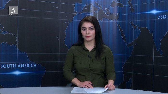 أخبار الفيديو باللغة الإنجليزية لAzVision.az-فيديو