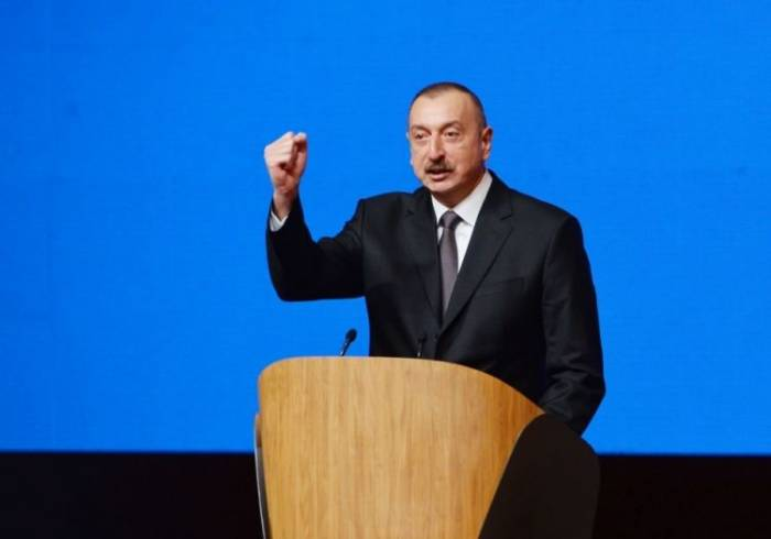 President: Azerbaijan to become a transportation center in Eurasia