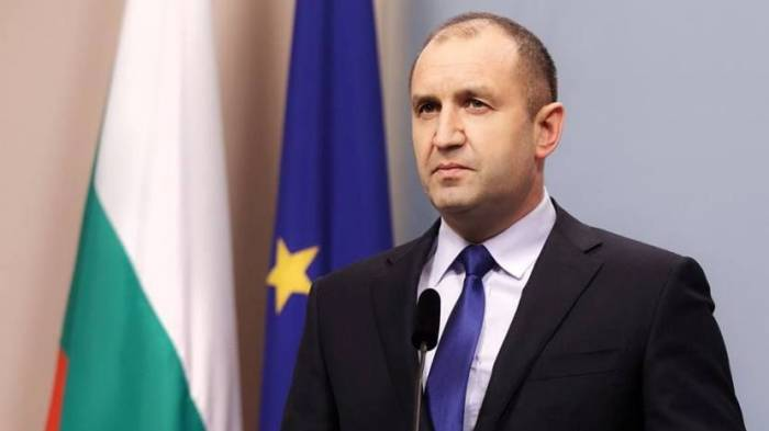 Nagorno-Karabakh conflict can only be solved through peaceful means, says Bulgarian President