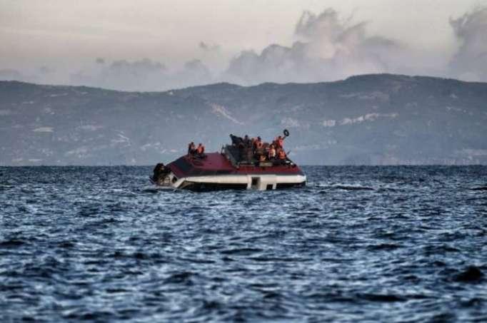 SOS Méditerranée vient en aide à 84 personnes au large de la Libye