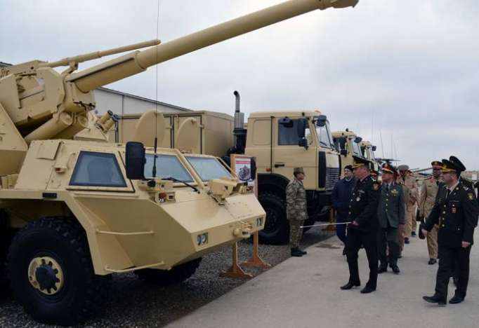 La délégation du Ministère saoudien de la Défense poursuit sa visite en Azerbaïdjan - PHOTOS