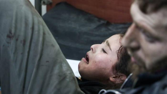 More than 110 people killed in Syria