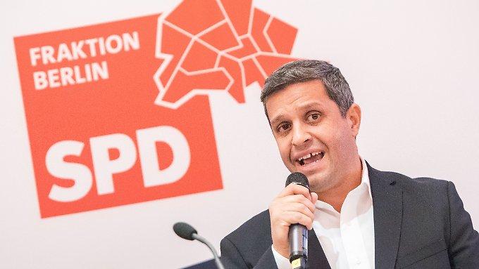 Berliner SPD lehnt Nahles