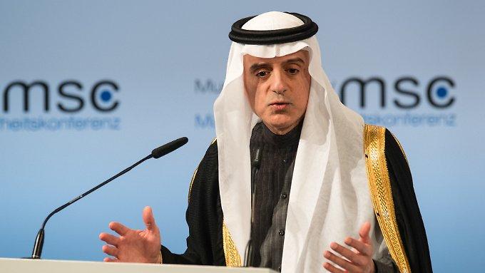 Riad ohne Verständnis für Rüstungsstopp