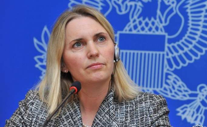 US State Dept. official discusses issue of Radio Free Europe with Azerbaijani officials