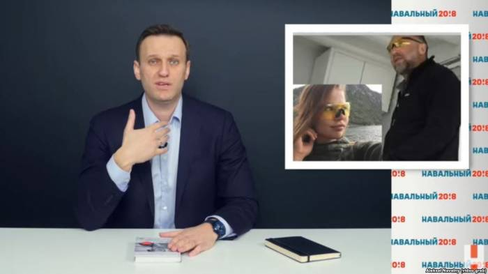 Navalny website blocked in Russia over