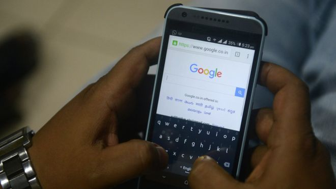 Google fined by India watchdog for