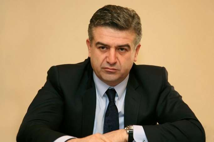 New Armenian deputy transport minister appointed
