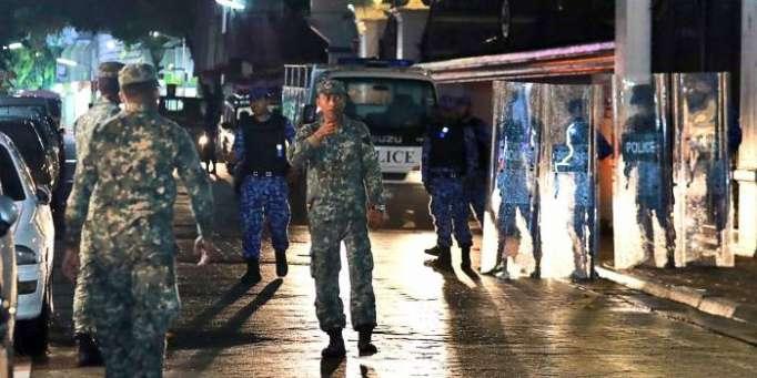 Britain, Aust. urge Maldives to end emergency