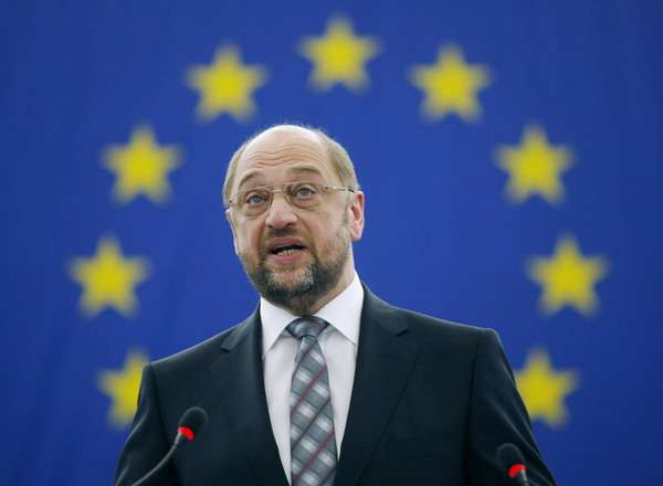 Martin Schulz resigns as German SPD chief