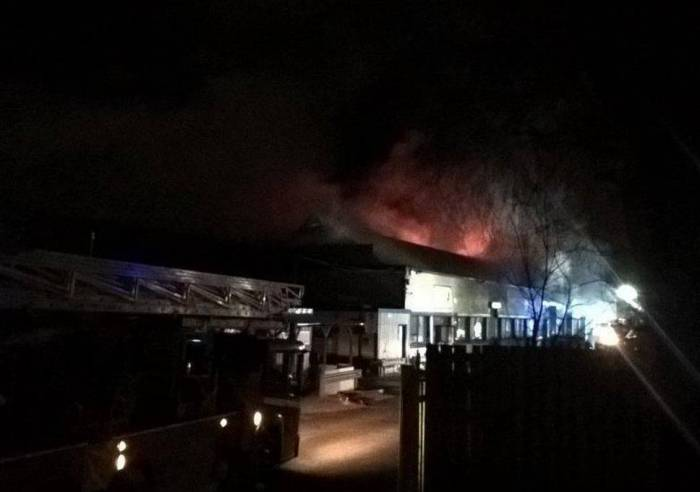 Northolt fire: More than 100 firefighters tackling huge blaze at London industrial estate