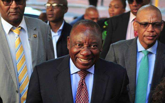 Cyril Ramaphosa elected new South African leader - UPDATED