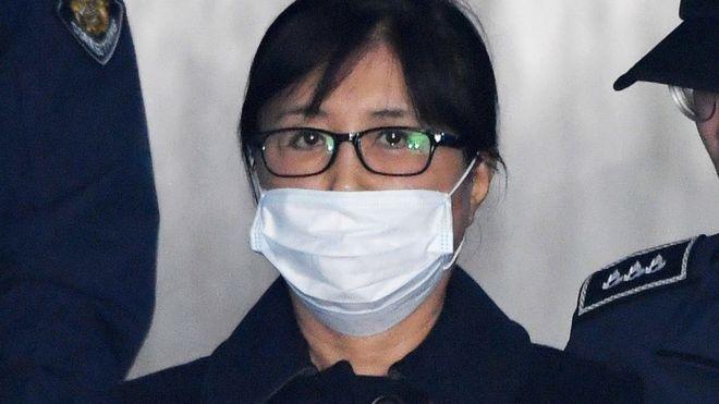 South Korea jails Choi Soon-sil, friend to Park Geun-hye, for corruption