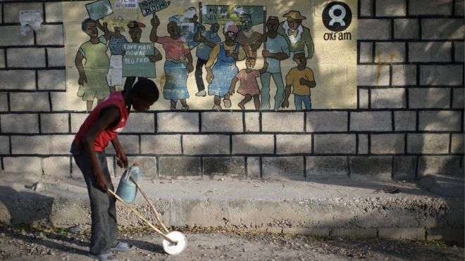 Oxfam Haiti scandal: Suspects