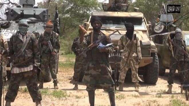 Nigeria Boko Haram: Schoolgirls escape militant attack