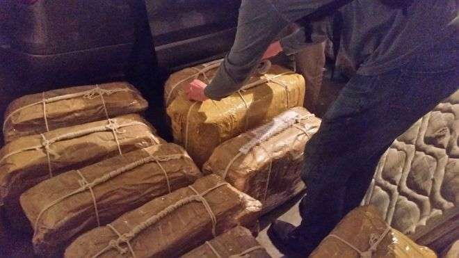 Argentina foils diplomatic luggage cocaine plot