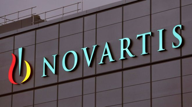 Novartis: Bribery allegations against 10 former Greek ministers